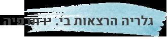 רקע של גלרית תמונות להרצאות של שירן סרור