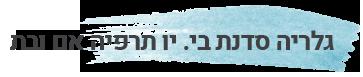 רקע לכותרות של גלריית תמונות לסדנת בי. יו. תרפיה